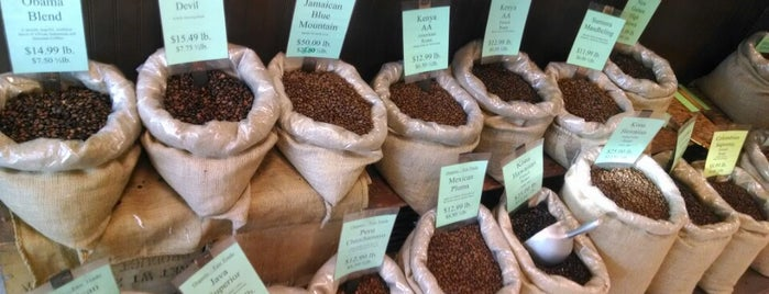 Empire Coffee & Tea is one of The Hell's Kitchen List by Urban Compass.