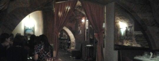 Spirit Bar is one of Адекватные бизнес ланчи в центре Москвы.
