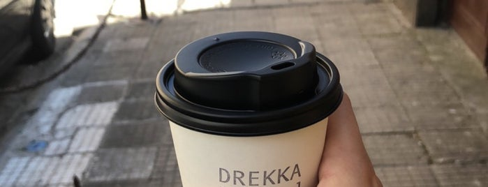 Drekka is one of Sofia - Cafés.