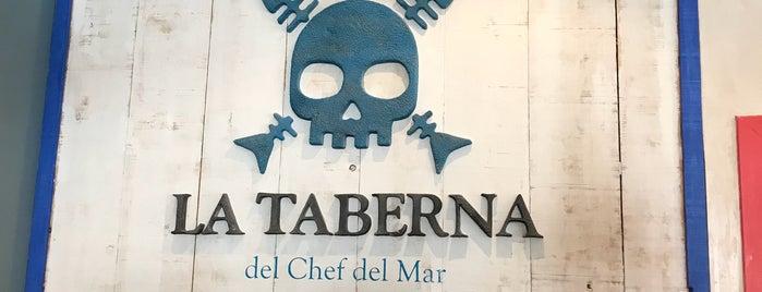 La Taberna del Chef del Mar is one of Levante y Sur.