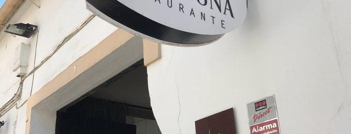 La Carbona is one of Levante y Sur.