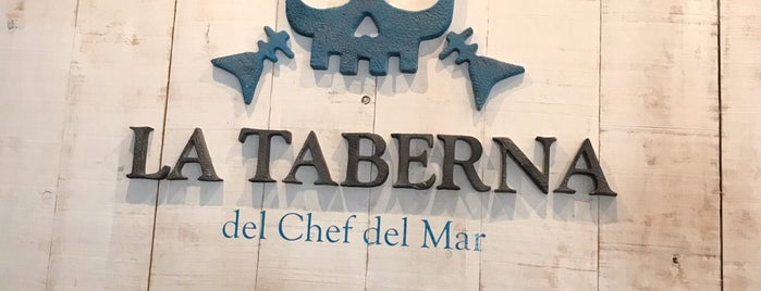 La Taberna del Chef del Mar is one of Levante y Sur.