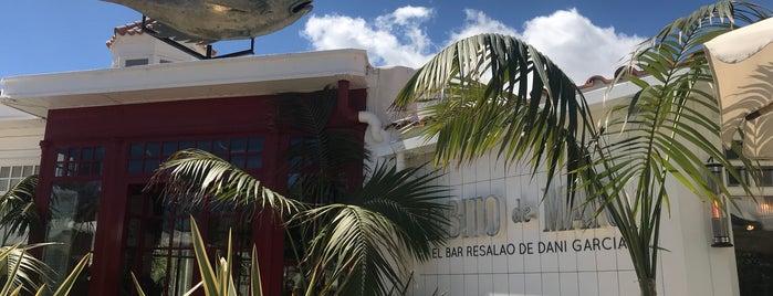 Lobito De Mar is one of Restaurantes Malaga.