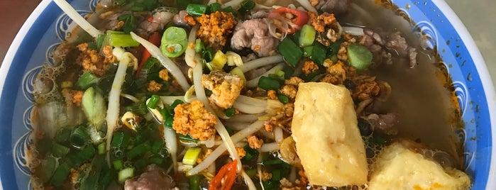 Thủy - Bún Ốc Riêu Bò is one of An uong.