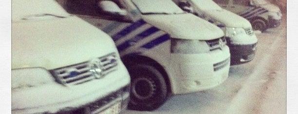 Politie Gent - Commissariaat Gent-West (Ekkergem) is one of foursquaredaytest.