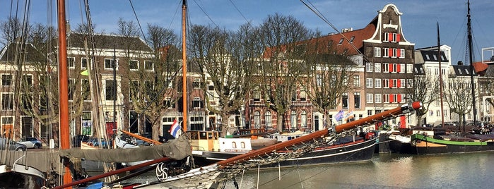 Nieuwe Haven is one of Favoriete jachthavens.