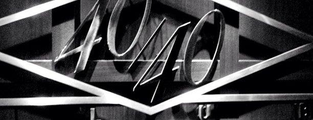 40/40 Club is one of Manhattan Essentials.