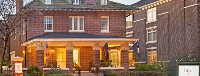 Inn At USC Wyndham Garden Columbia is one of Historic Hotels to Visit.
