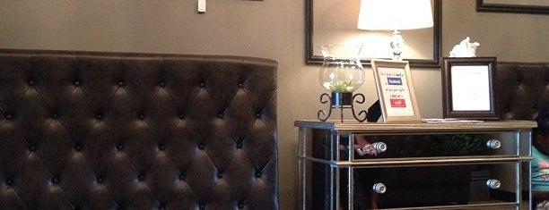 Blue Lion Salon Studios is one of The 15 Best Spas in Houston.