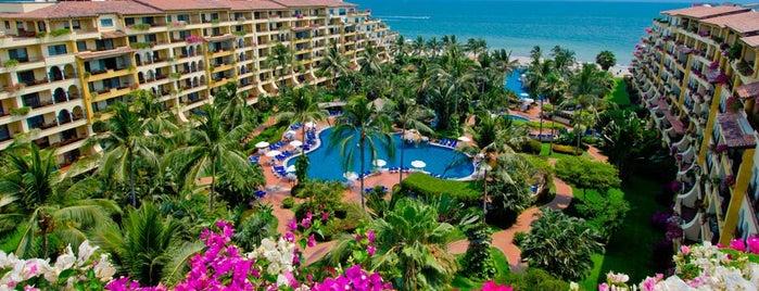 Velas Vallarta is one of Puerto Vallarta Hotels.