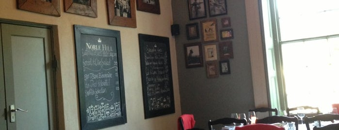 Societi Bistro is one of To visit: Food.