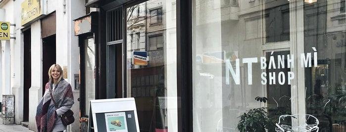 Nt Banh Mi Shop is one of Exotische & Interessante Restaurants In Wien.