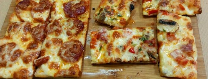 Pizza d'Autore is one of Una mica d'Itàlia a Barcelona.