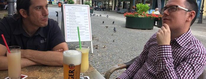 Hax'nhaus is one of berlin love.