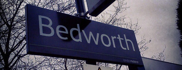 Bedworth Railway Station (BEH) is one of Rail stations.