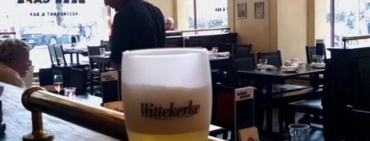 Belgian Beer Café is one of NYC on my way.