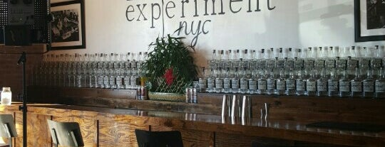 The Noble Experiment is one of todo.brooklyn.