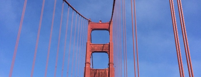 Golden Gate Bridge is one of My San Francisco.