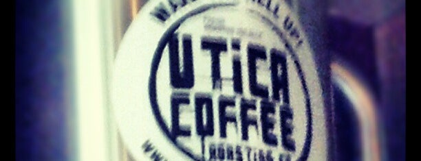 Utica Coffee Roasting is one of Espresso - North of Me.