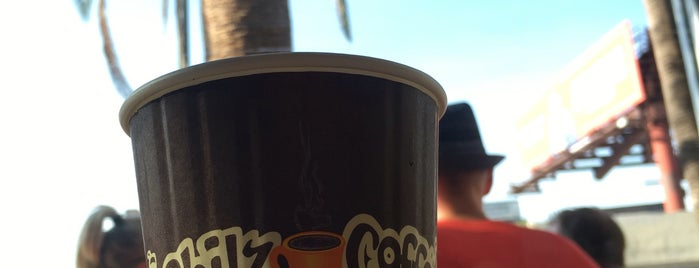 Philz Coffee is one of LA: Central, East, Valleys.