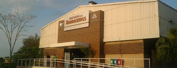 ITAIPU Cineteatro do Barrageiro is one of Lista Pessoal.
