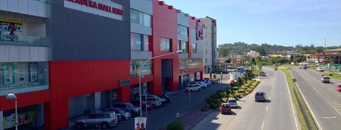 Merdeka Mall is one of like.