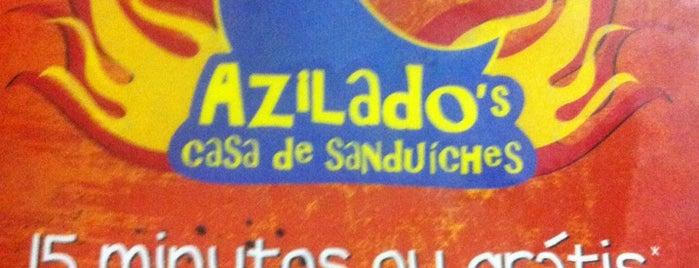 Azilados Casa de Sanduíches is one of Wi-fi grátis.