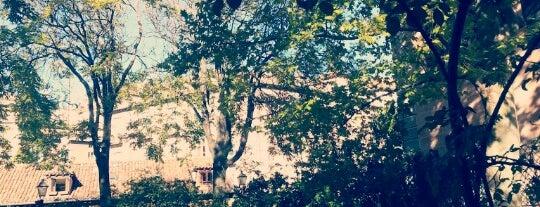 Jardín del Príncipe de Anglona is one of Rincones madrileños..