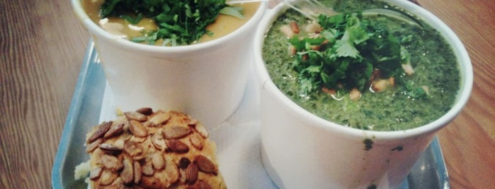 Soup en Zo is one of The 15 Best Places for a Healthy Food in Amsterdam.