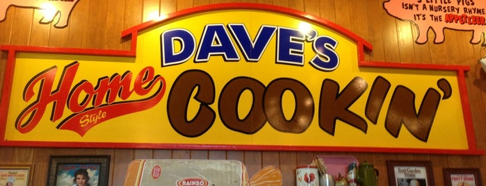 Famous Dave's Bar-B-Que is one of Michigan Restaurants.