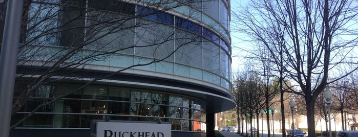 Buckhead Church is one of Frequent.