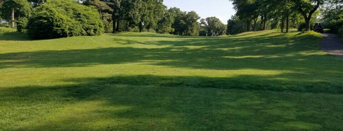 Mosholu Golf Course - Mosholu Course is one of Sweat!.