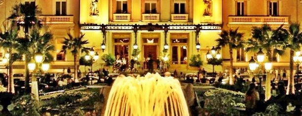 Casino de Monte-Carlo is one of Best night spots.
