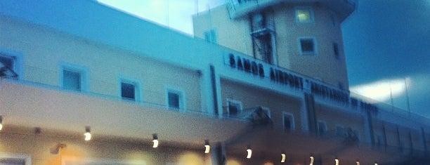 Samos National Airport Aristarchos of Samos (SMI) is one of HAVALİMANLARI.
