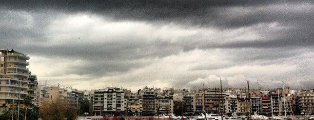 Zea Marina is one of Must-visit Great Outdoors in Piraeus.