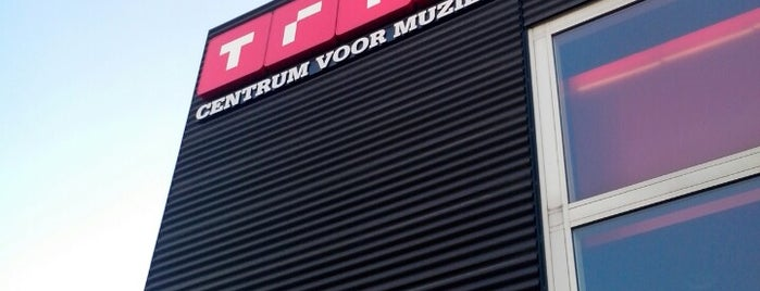 Muziekcentrum TRIX is one of Music.