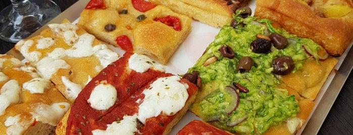 Taglio - La pizza per fetta is one of Pizzerie top.