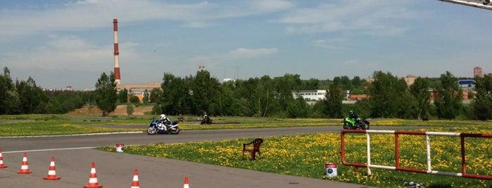 Картодром ФИРСАНОВКА is one of Sport Spots.