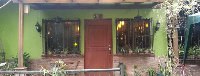 Greens Vegetarian Restaurant and Café is one of Manila.