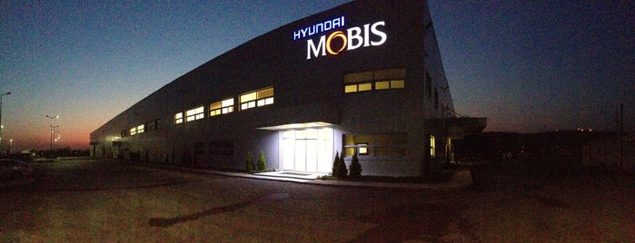 Hyundai Mobis is one of CENESUYU.