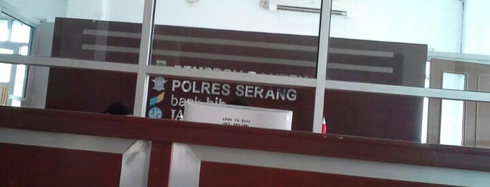 SAMSAT KOTA SERANG is one of Guide to Government Buildings Banten's best spots.