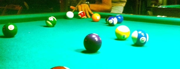 Snooker Rock Bar is one of Bar.