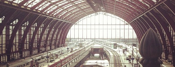 Gare d'Anvers-Central is one of Uitstap idee.