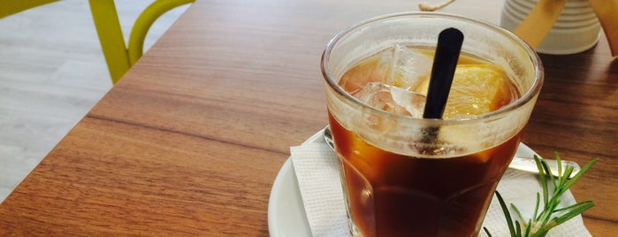 Cona Coffee is one of Kavárny.