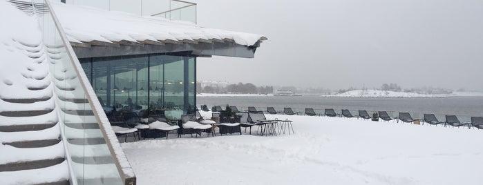 Löyly is one of Helsinki.
