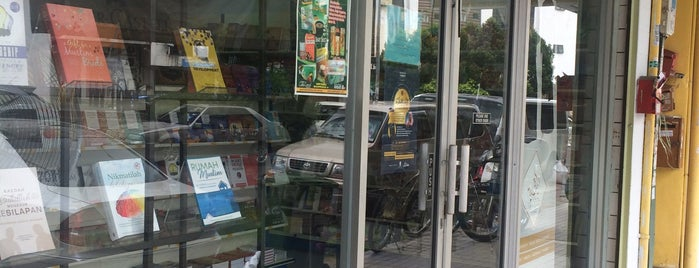 Dakwah Corner Bookstore is one of Berburu Buku @KL.