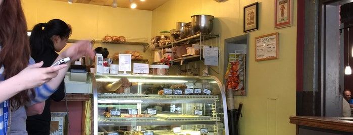 Kelly's Bakery and Cafe, Inc. is one of Places to go.