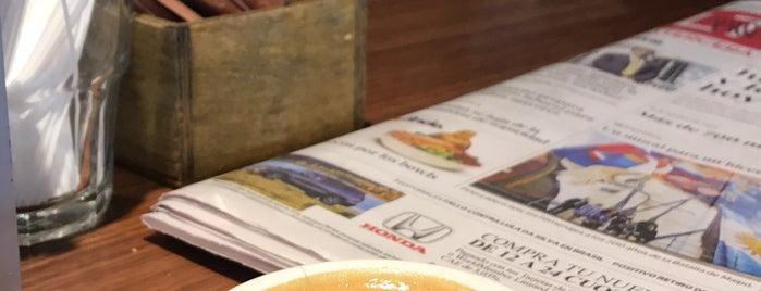 Café Altura is one of Los 100 rincones imperdibles de Santiago.