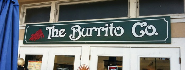 Burrito Co is one of Santa Fe.