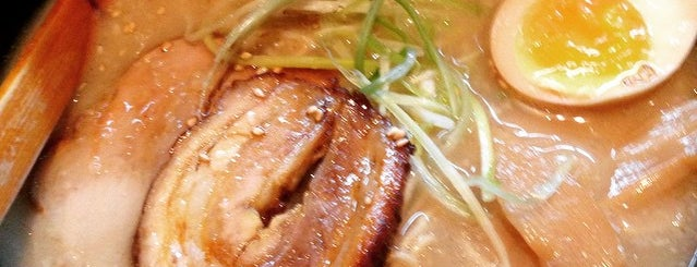 Jin Ramen is one of Manhattan To-Do's (Above 34th Street).